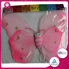 Party decorations wholesale fairy wings craft angel wings fashion sets baby butterfly wings