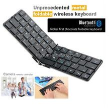 Mini Pocket Portable Wireless Bluetooth Keyboard for Smartphone/Tablet