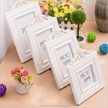 White European chic decorative wood picture photo frames good gifts for Christmas