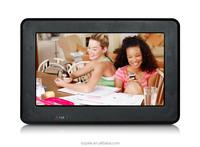 Newest 7 inch digital lcd screen display mini lcd tv portable with isdb-t full seg dvb-t2