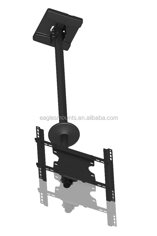 Pull down ceiling tv mount bing images for Motorized ceiling flip down tv mount