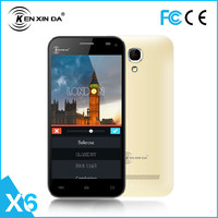 New products 2015 innovative 2G/3G Dual sim card dual standby 8Gb+1Gb 2200mAh 3g android 4.4 mobile phone