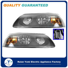 Car led Headlights Headlamp Left & Right Pair Set for 00-04 for Chevy Impala AM-25089056 GM2503201 GM2502201