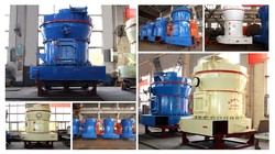High processing capacity low cost marble and limestone grinding mill