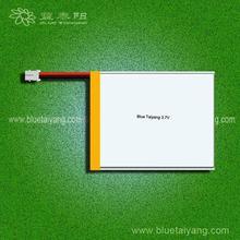 654860 14.4v li-ion battery pack ,cheap custom lipo battery 3.7v