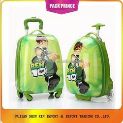 Cheap Kids wheeled Hard Shell Luggage
