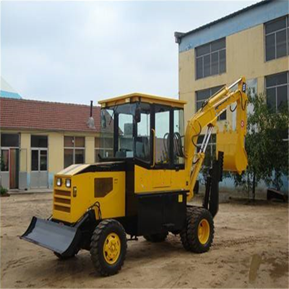 Used mini loader backhoe with best price for sale