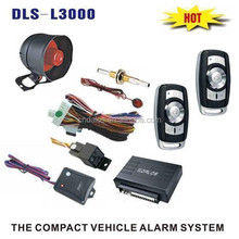 new car alarm remote control l3000 one way car alarm system auto security for middle east and oem market