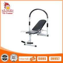2015 hot sale online shopping ab shaper back stretcher ab slimmer sit up bench