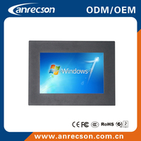 12.1Inch Touch Screen Android Industrial Panel mini PC With High Speed CPU