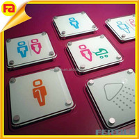 Female Male information ACRYLIC LED SIGN