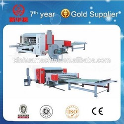 front pressure round full computer automatic die cutting machine production
