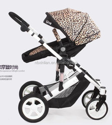 2015 Europe Hot sale High quality 2-IN-1 Baby Stroller with Car seat