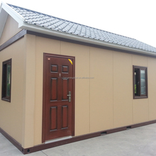Easy Assembly Popular Beautiful Container Homes/Mobile House
