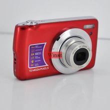"15 MP MAX/2.7"" TFT LCD digital camera with 5X optical zoom, 9MP CMOS sensor"