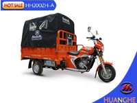 2015 China Popular Cheap Cargo Tricycle with Cabin