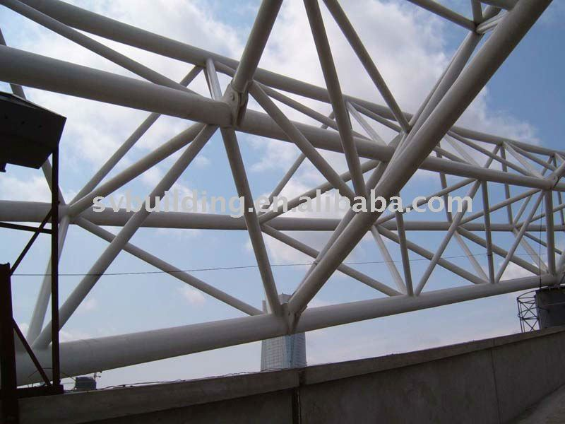 Welded Steel Truss Buy Steel Roof Truss Steel Pipe Truss