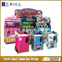 Exciting coin operated simulator kids shooting target games