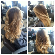 top quality ombre color 7a vingin hair german lace wig
