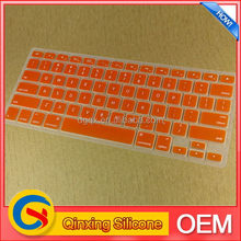 New stylish silicone keyboard cover for ipad air