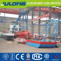 China small dredger boats for sale