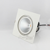 Anti-glare adjustbale 40W ceiling light original COB led downlight high CRI>90