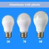 2015 china factory wholesale Aluminum and plastic ceramic bulb