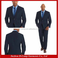 MBS-118 single breasted jacket men uniforms styles for office