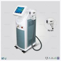 facotry Cost ce 808nm diode laser hair removal equipment Upper Leg