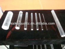 high purity quartz rod for fiber optics