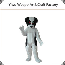 New fashion children party dog mascot costume cheap christmas party mascot costume