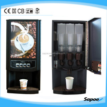 Cheapest Coffee and Drink Vending Machine with Good Design SC-7903