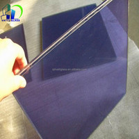 Tempered glass fence panels,glass fence, Clear, Tinted laminated Glass