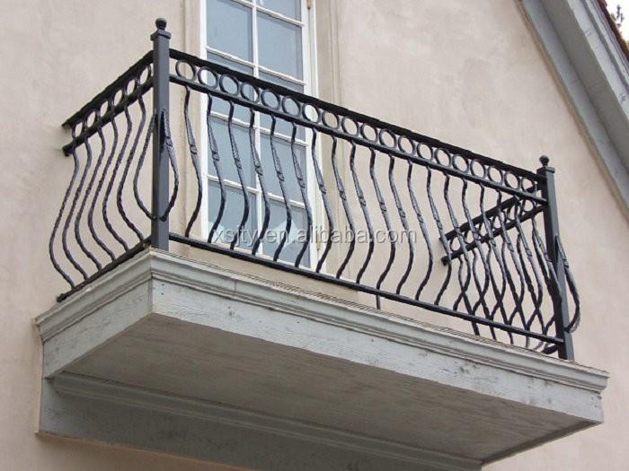 Перила для балкона 15 профиль. - лоджии - каталог статей - б.