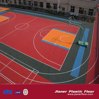 outdoor basketball court floor portable basketball court sports flooring
