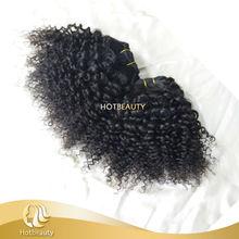 Factory Stock Natural Virgin Brazilian Short12 Inch Remy Afro Kinky 100 Human Hair