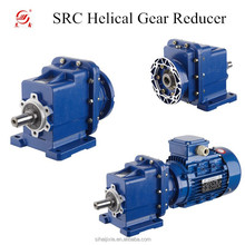 Two-staged SRC Series helical gearbox reducer