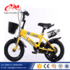 Yellow Kids bicycle pictures /bmx children bike chopper /kids dirt bike bicycle for Christmas decorations