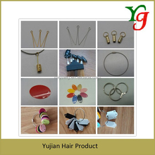 Color Chart Accessories Human Hair Color Rings