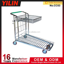 Reasonable Price Furniture Mall Shopping Cart Trolley