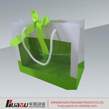 Brown Paper Bag with Handle/Brown Kraft Paper Bag