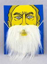 Fake mustache beard