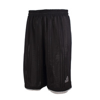 PEAK Reversible Basketball Shorts Basketball Training Shorts Fashion Men Basketball Shorts Polyester Breathable