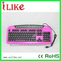 teclado multimedia