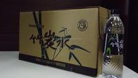 600 cc 24 bottles (Bottle18g) Bamboo charcoal natural mineral bottled Water