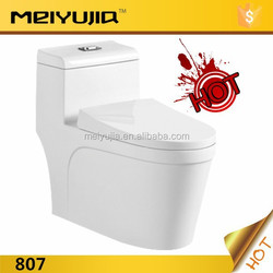 Chaozhou Meiyujia sanitary ware lasted colored bathroom siphonic one piece wc toilet