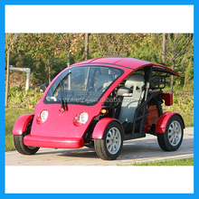 DOT And EEC Approved Quad Electric Utility Vehicle
