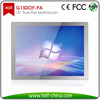 """True Flat 15.6"""" 18.5"""" 21.5"""" Industrial Multi Touch Capacitive Open Frame Monitor"""