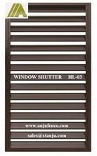 rain-proof Steel shutter window /Louvre frame / window blind