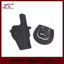 leather holster for gun CQC P226 RH Pistol Paddle Belt Holster